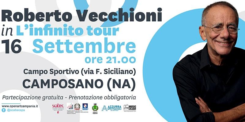 Roberto Vecchioni in Concerto